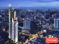 Luxury Condominium in Silom Bangkok-Ashton Silom