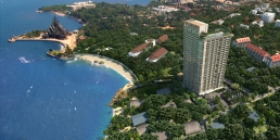 Baan Plai Haad Condo for Sale Pattaya 41sqm