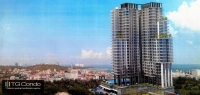 City Garden Tower Pattaya Condo for Sale 35sqm 1Bed