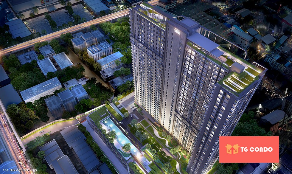 THE LINE Wongsawang Condo For Sale
