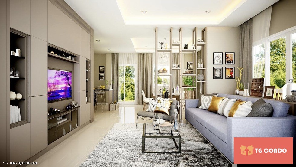 house for rent--Bangkok Boulevard
