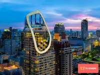 Q Chidlom-Phetchaburi 2 Bedroom for Rent