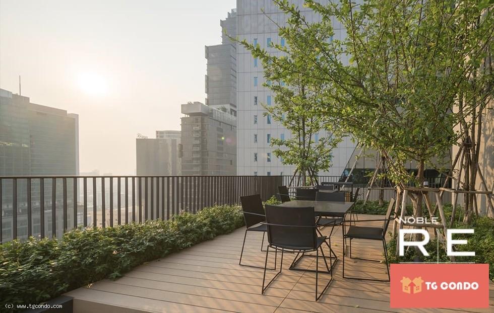 Condominium Silom Near BTS For Rent
