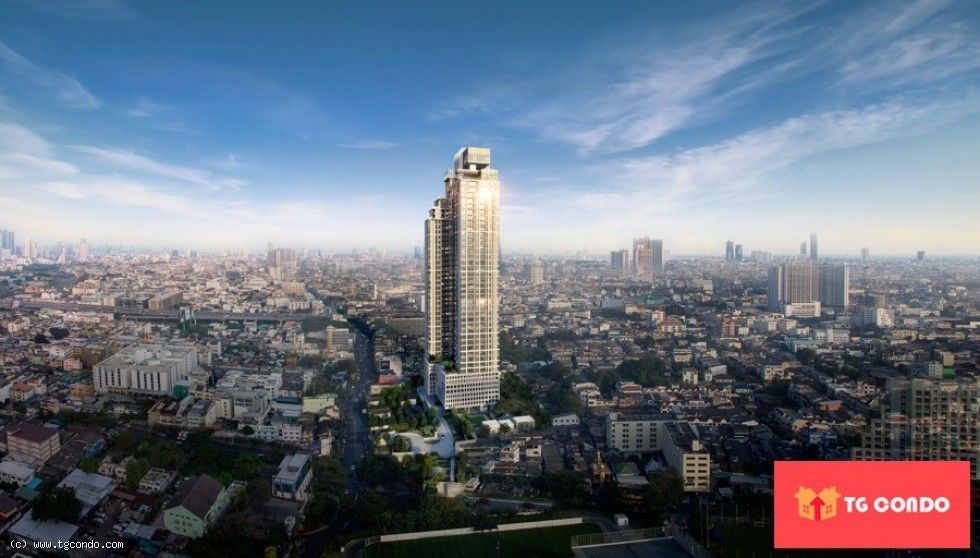Rhythm Charoenkrung Pavillion Condominium For Sale