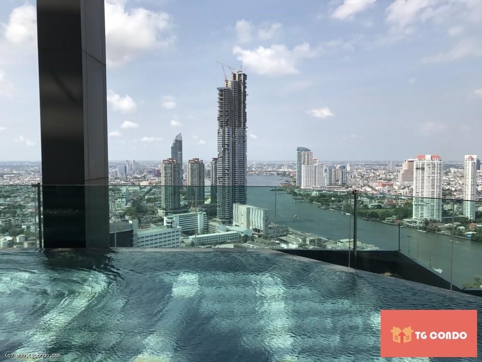 Condominium River Chao Praya Rhythm Sathorn