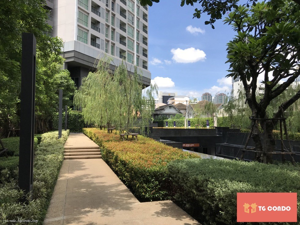 Condominium River Chao Praya Rhythm Sathorn
