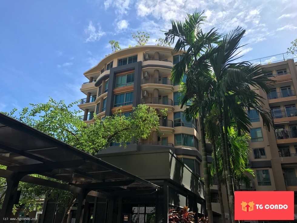 Siamese Nanglinchee Condo For Rent