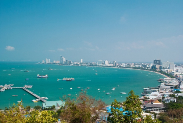 Property Developers Tap Rising Demand in Tourist Destinations of Thailand