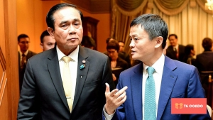 Alibaba to invest $320 million in Thailand