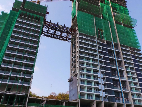 Waterfront Condo Pattaya Construction Updates