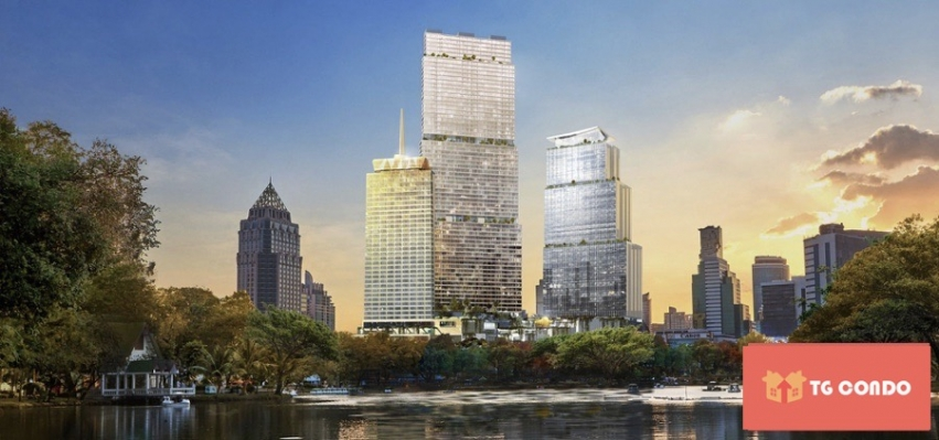 Dusit Central Park: New Bangkok landmark at the heart of CBD