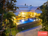 Amorn Village Pattaya Pool Villa For Sale