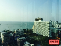 The Base Central Pattaya for Rent 1Bed/1Bath 30sqm