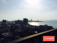 Centric Sea Condo for Rent, 27th floor, Sea View