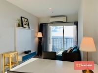 Centric Sea Pattaya Front Sea View 2Bedroom for Sale, 28th Fl. Building A