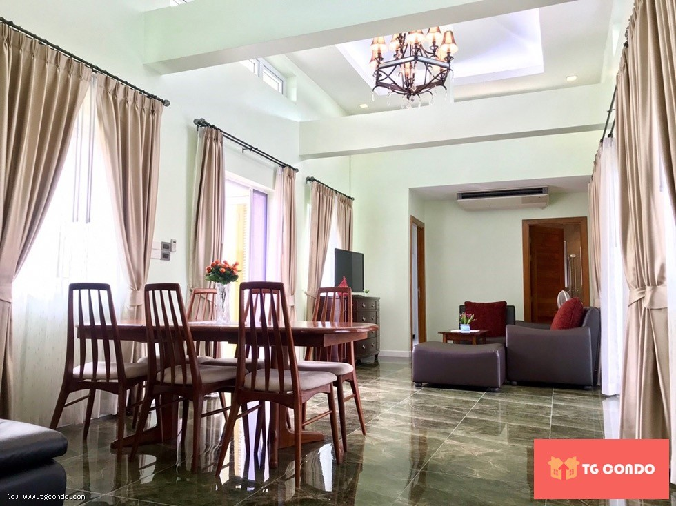 Siam Royal View House For Rent