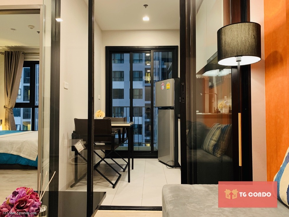 The Base Central Pattaya 1Bedroom for Sale 12A Fl. Building A